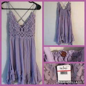 NWT Free People Summer Dress